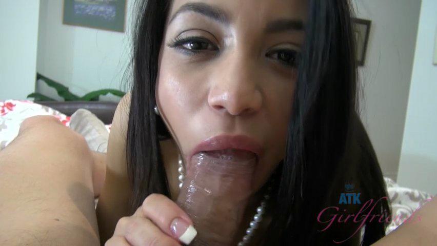 Creampie Her Petite Latina Pussy